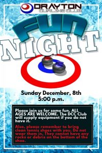 Curling Fun Night @ Drayton Curling Club